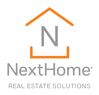 NextHome Real Estate Solutions - Vertical Logo